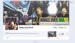 Curta WOB no Facebook